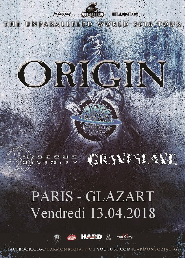 ORIGIN [Paris - 75] > 13-04-2018